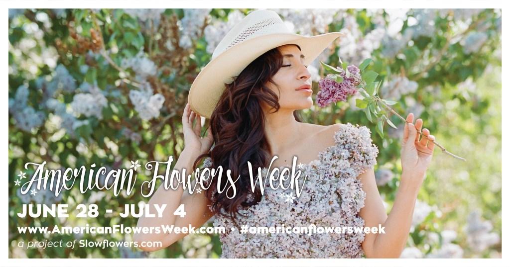 Margaret Joan Florals Kilcoyne Lilac Farm American Flowers Week