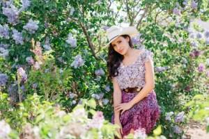 Margaret Joan Florals Kilcoyne Lilac Farm