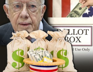 Jimmy Carter Says Elections Corrupted