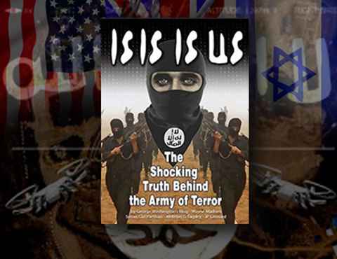 ISIS Is Us Book cover