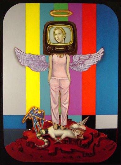 Patron Saint of the Television