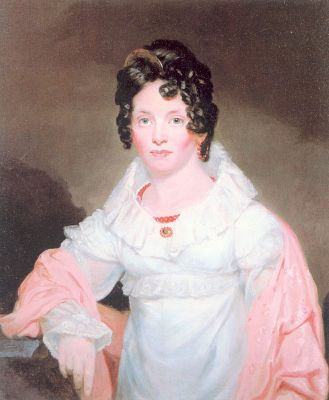 Mrs. Robert Young Hayne (Rebecca Motte Alston)