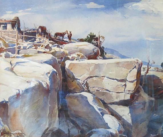At The Edge Of A Pueblo