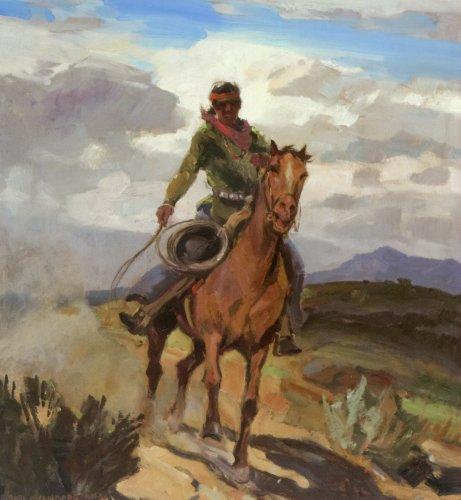 Navajo Rider
