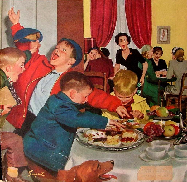 Dick Sargent 1911 – 1978 « AMERICAN GALLERY