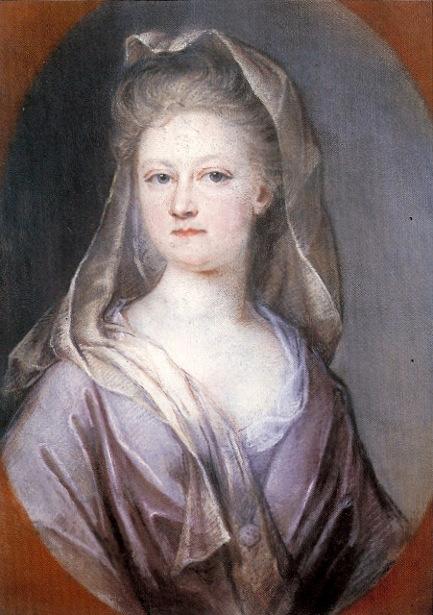 JOHNSTON Henrietta de Beaulieu  AMERICAN GALLERY  18th