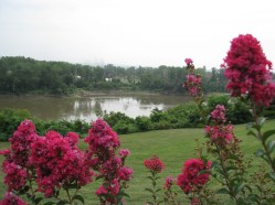 Missouri River for a front yard