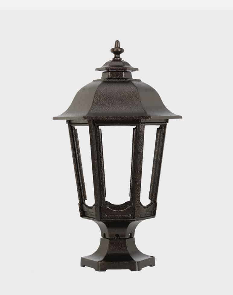 The Bavarian Outdoor Gas Lamp Historic Gas Lights