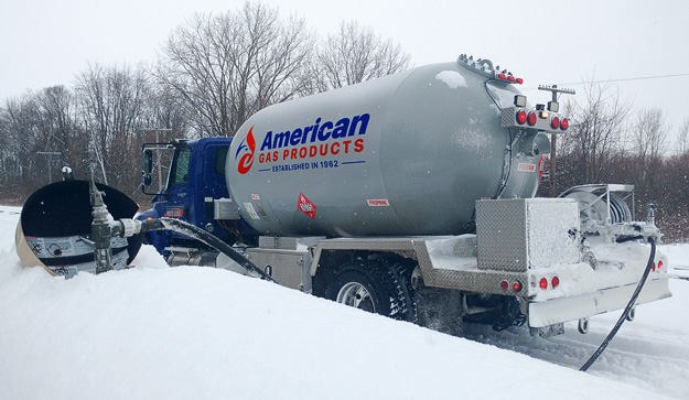 American Gas Products Farm Propane-Agricultural Services