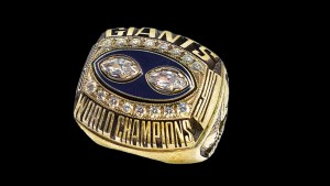 Super Bowl XXV - New York Giants