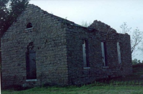 Stull Cemetery Building