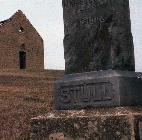 Stull Cemetery and Graveyards