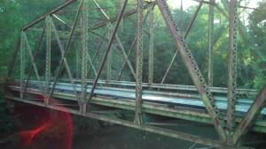 Crybaby Bridge in Anderson South Carolina