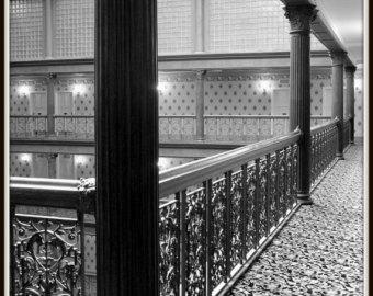 Haunted Hallway at Brown Palace Hotel