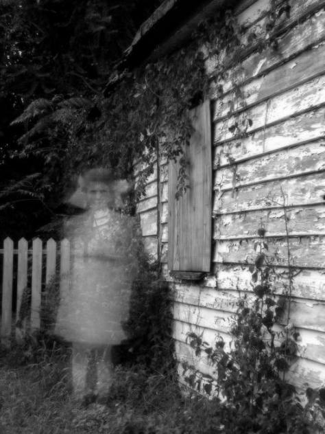 Ghost of a Little Girl