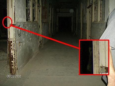 Little boy ghost of Waverly Hills