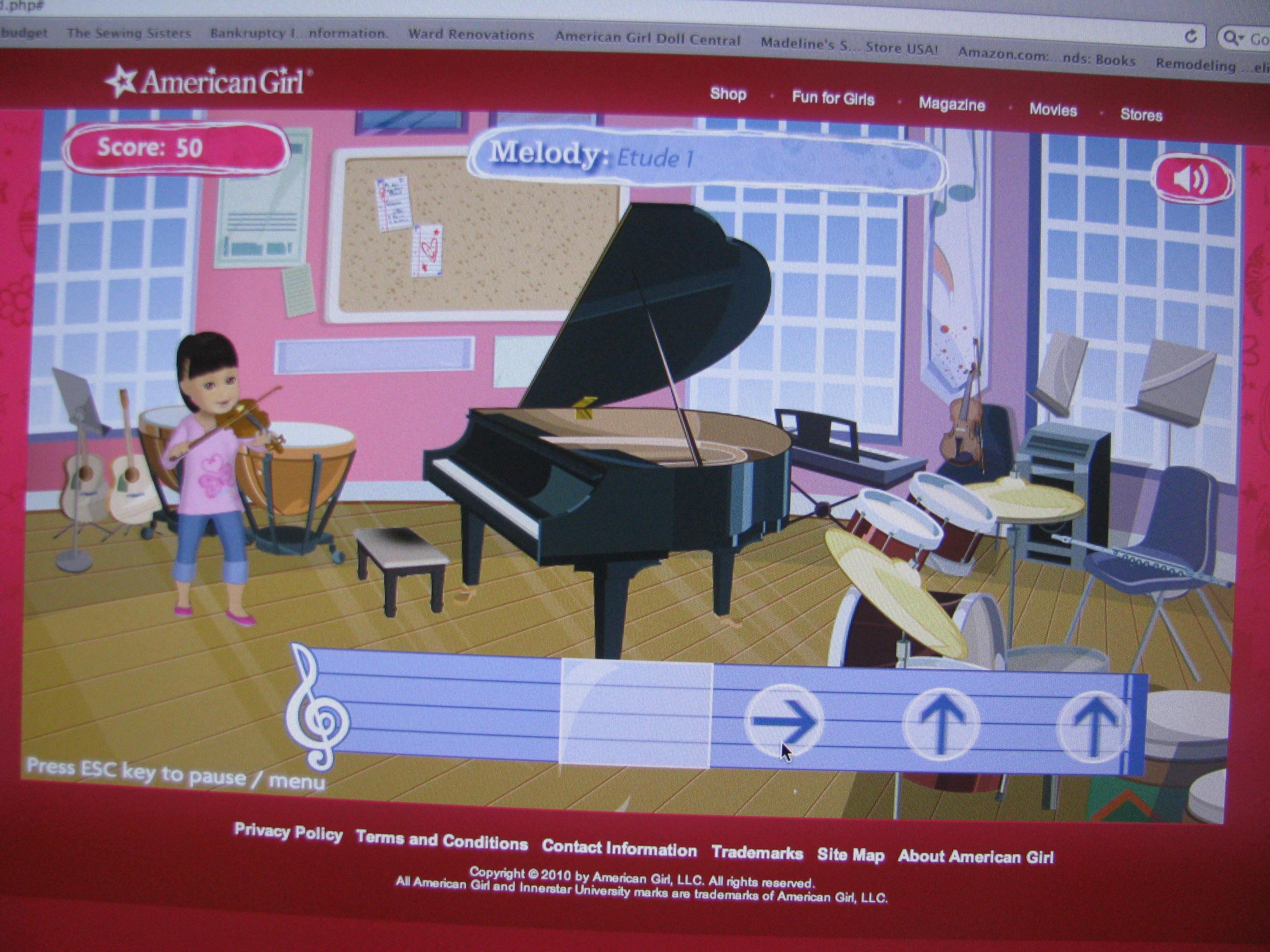 Innerstar University American Girl Doll Central