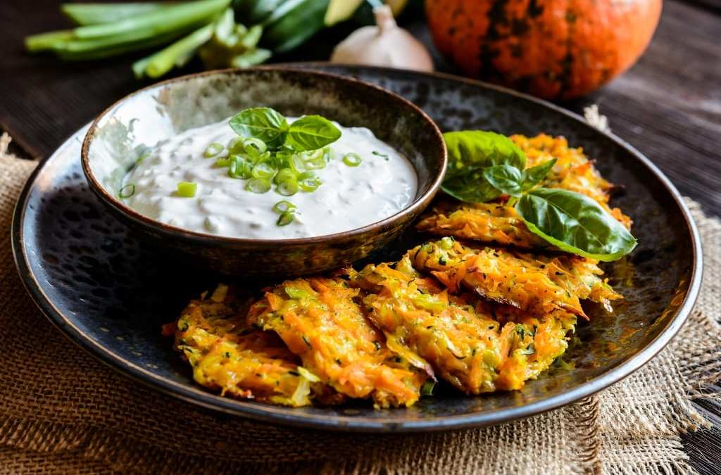 Griddle Recipes – Zucchini Pancakes