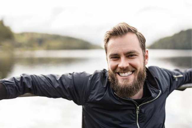 En los hombres la barba causa un aumento de la atracción sexual para la persona que nos gusta