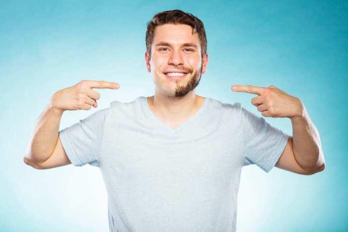 Para conocer qué tipo de barba te queda mejor debes observar tus rasgos faciales.