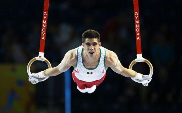 Daniel Corral Juegos Olímpicos
