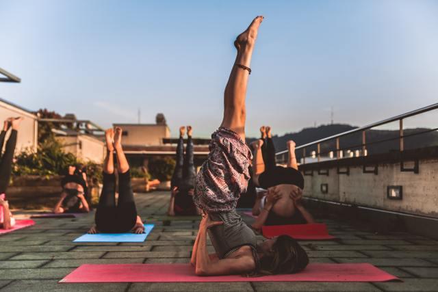 encuentro nacional de yoga mexico