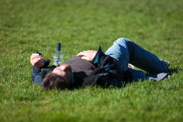 borracho sin beber alcohol