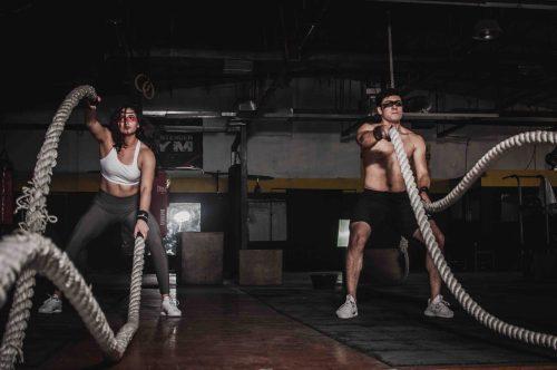 Crossfit: la rutina perfecta para quemar calorías en poco tiempo