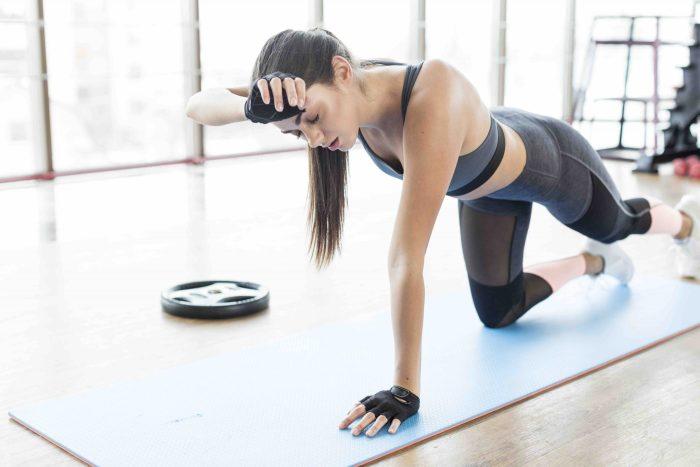 ¿Es bueno hacer ejercicio cuando estás enfermo?