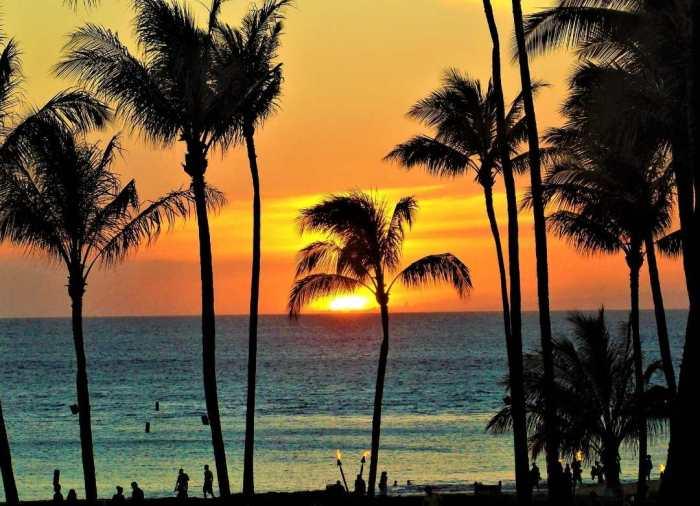 Hawaii es una isla paradisiaca cuya belleza es impresionante.
