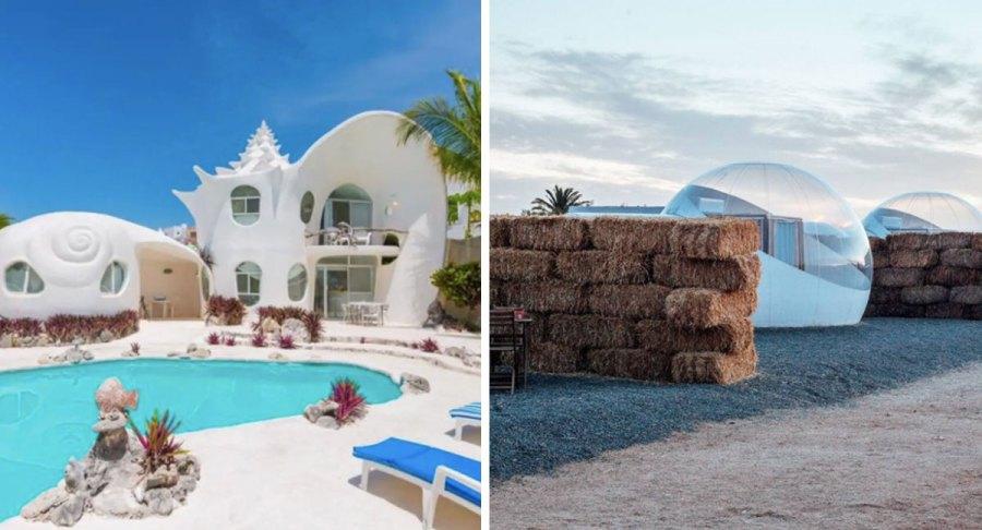 10 alojamientos de ensueño en México disponibles en airbnb