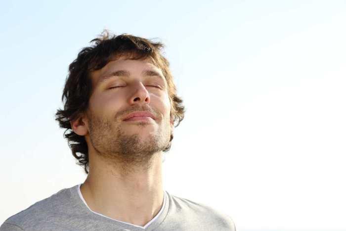 Si sigues la forma correcta de respirar, todo el organismo se beneficia.