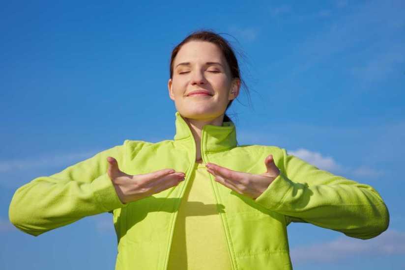 Cuál es la forma correcta de respirar y cómo oxigenarte para sentirte mejor