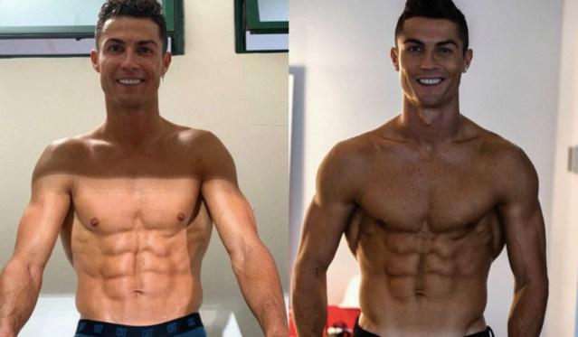 3 Secretos de Cristiano Ronaldo para mantenerse en forma