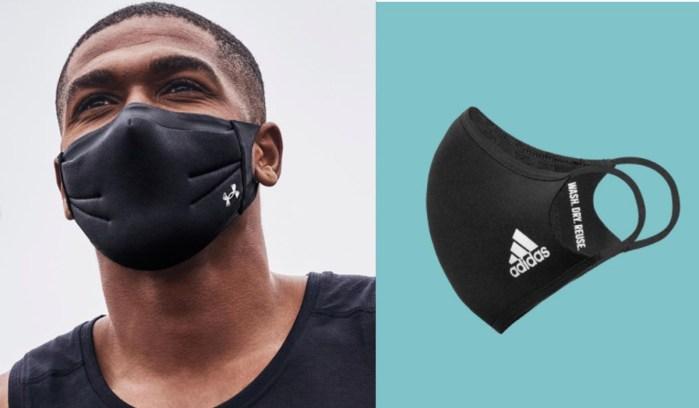 Mascarillas deportivas: la propuesta para ejercitarte de Adidas y otras marcas de deportes
