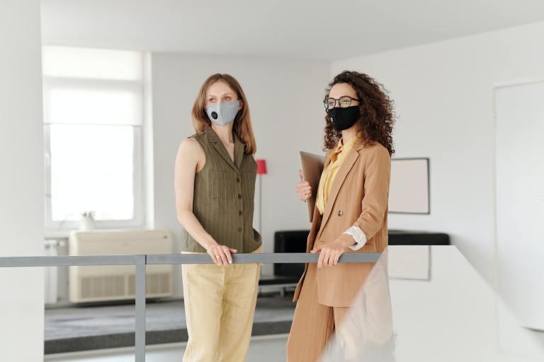 Miedo de contagio al regresar a la oficina? 3 pasos para minimizar los riesgos