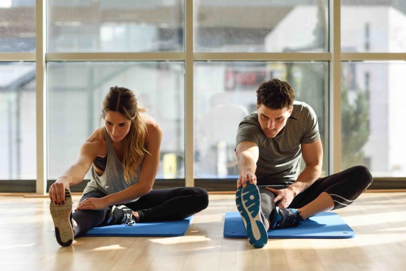 Rutina de ejercicios para transformar tu cuerpo en 28 días de forma efectiva