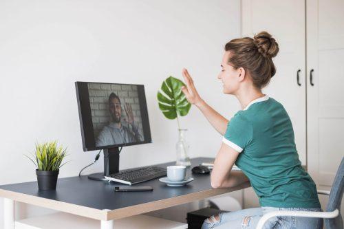 5 trucos para mejorar tus videollamadas por zoom, skype y facetime y volverte un experto