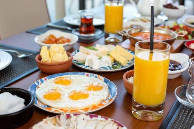 4 Alimentos saludables para desayunar y cuidar la línea