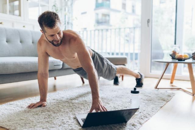 4 Gimnasios virtuales para entrenar en línea desde casa