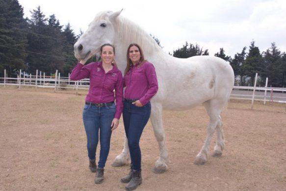 Fernanda del Villar y Mariana Neme: Cómo el coaching asistido por caballos te ayuda a desarrollar tu liderazgo