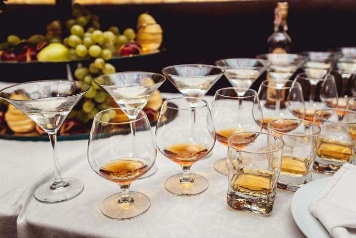 Las 5 bebidas alcohólicas con menos carbohidratos