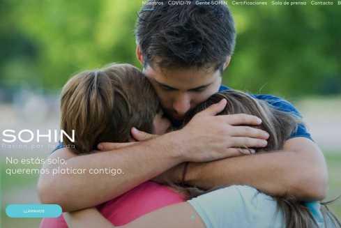 Sohin es un de las plataformas de servicios e insumos médicos se han vuelto una opción para atender el síndrome post-covid.