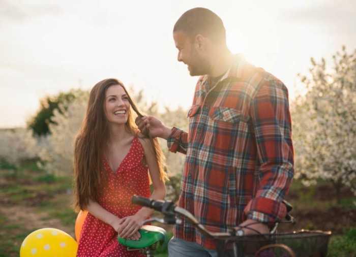 Para mejorar la química con tu pareja no te muevas demasiado rápido, ni toques demasiado pronto.
