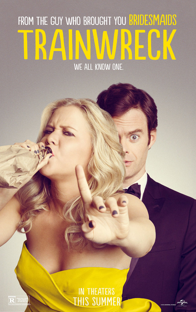 Trainwreck Review: Not Quite Off the Rails ~ By Brett Bunge