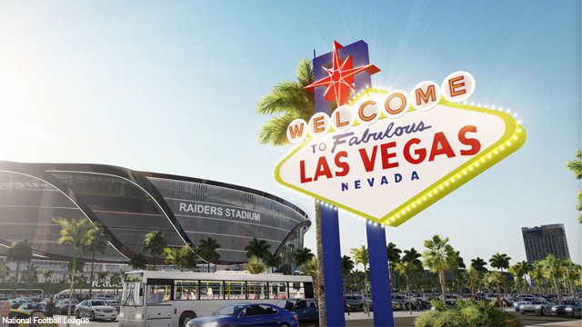 NFL Team Owners Approve Raiders' Move To Las Vegas