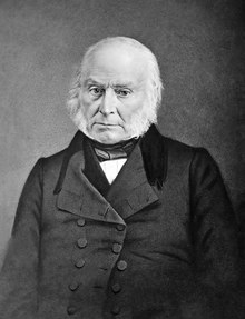A Bit of Wisdom from John Quincy Adams