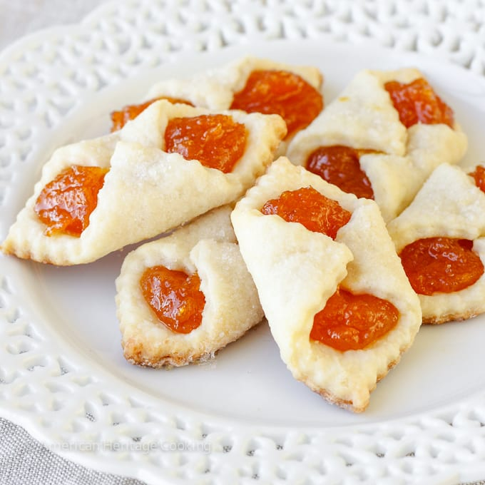 cookie recipes with apricot jam ndash recipes food blog