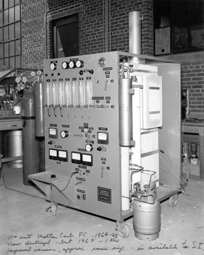 The Invention History Of Fuel Cells