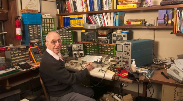 Ralph Baer' Workshop Icon Of American Innovation